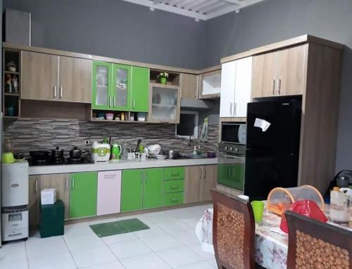 Jasa Pembuatan Kitchen Set Cibubur Dengan Harga Murah