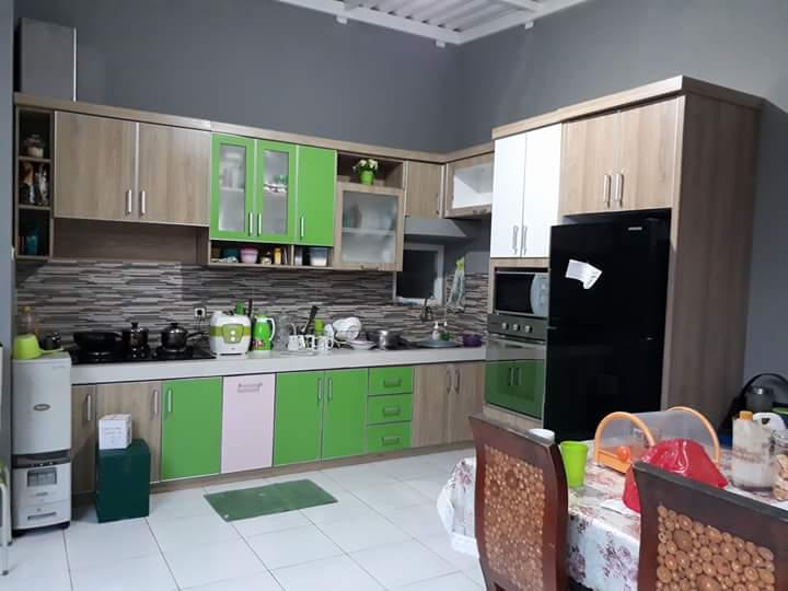 kitchen set cibubur