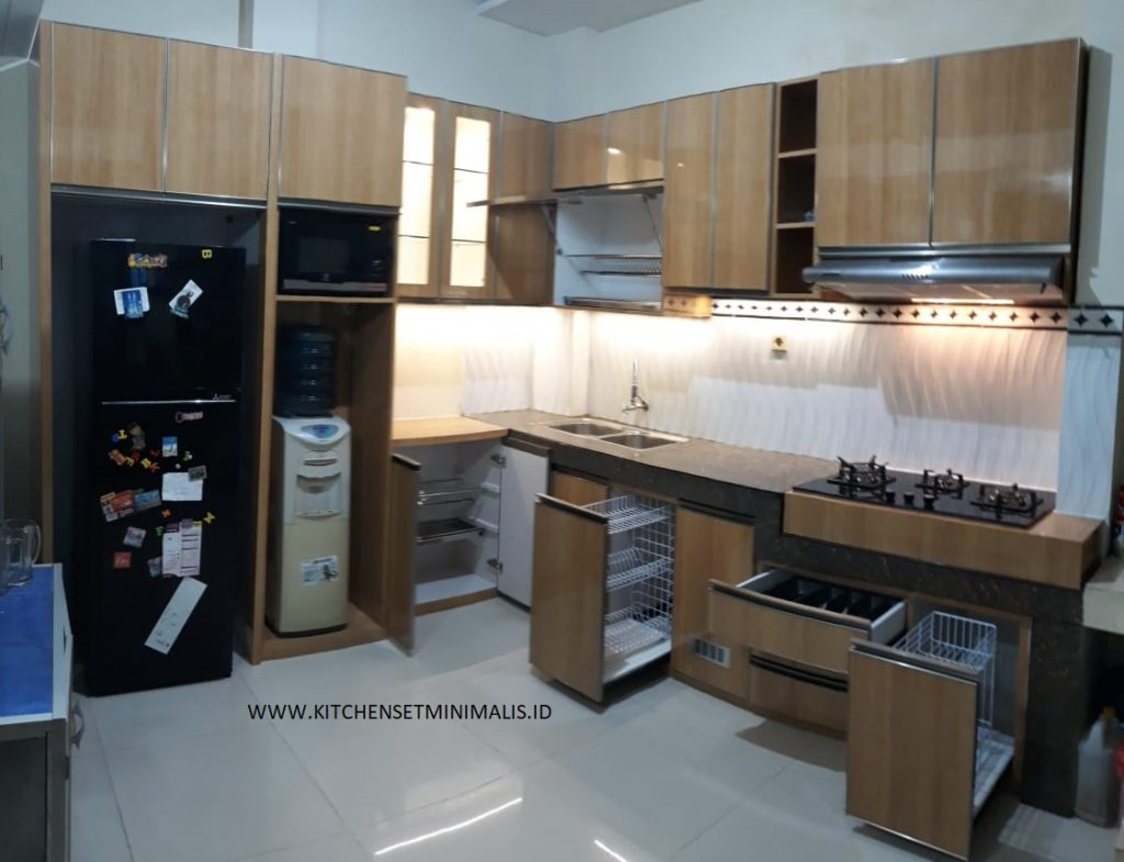 Model Kitchen Set Minimalis Dan Harga Kitchen Set Minimalis Terkini Kitchensetminimalis Id