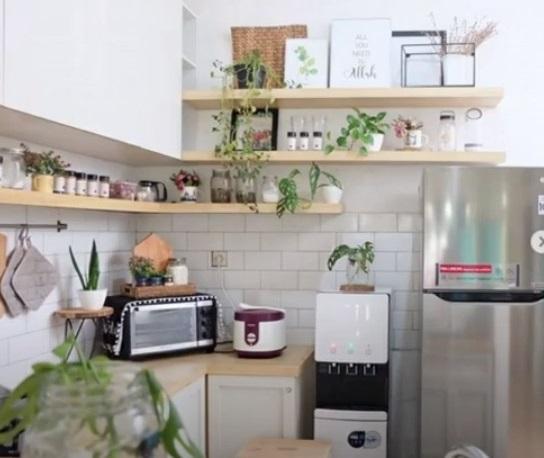 dapur mini bar